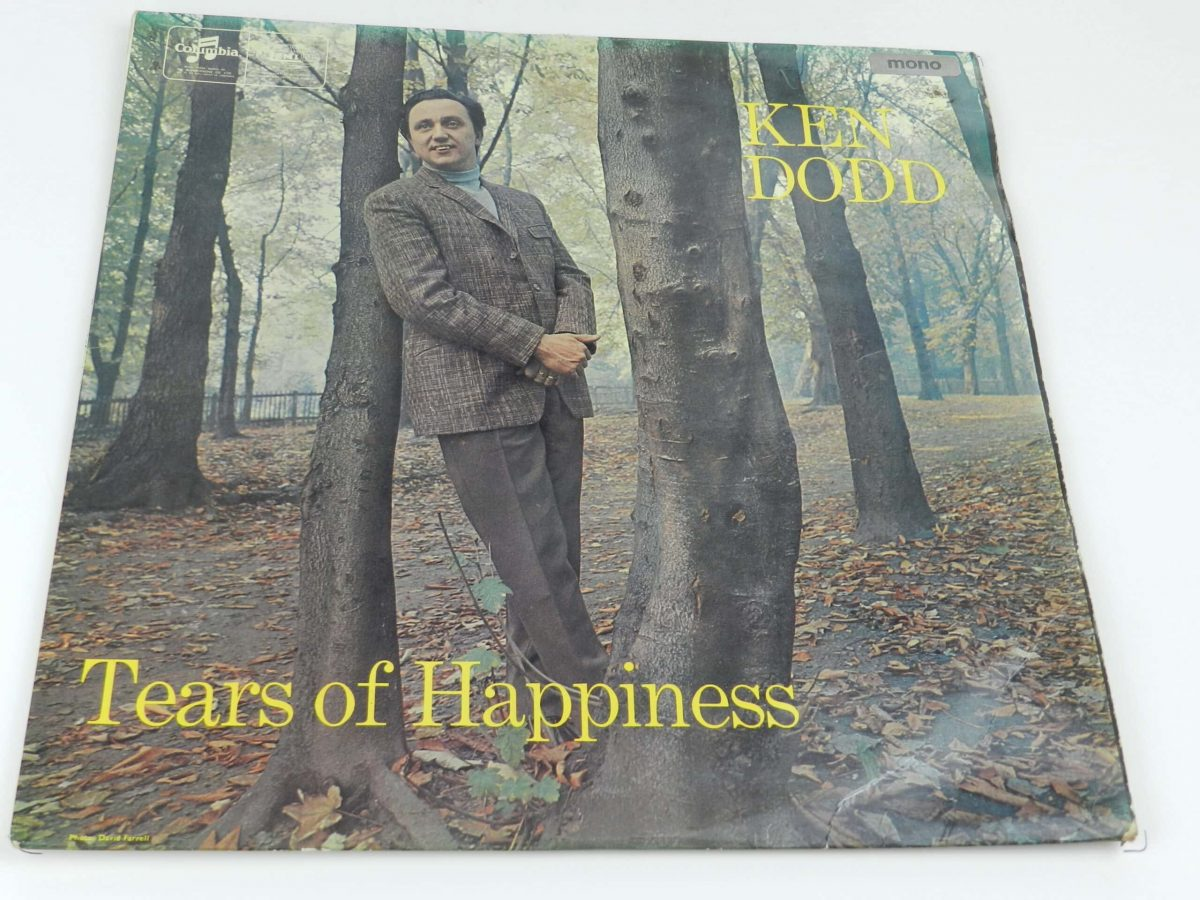 Ken Dodd Tears of Happiness vinyl record scaled