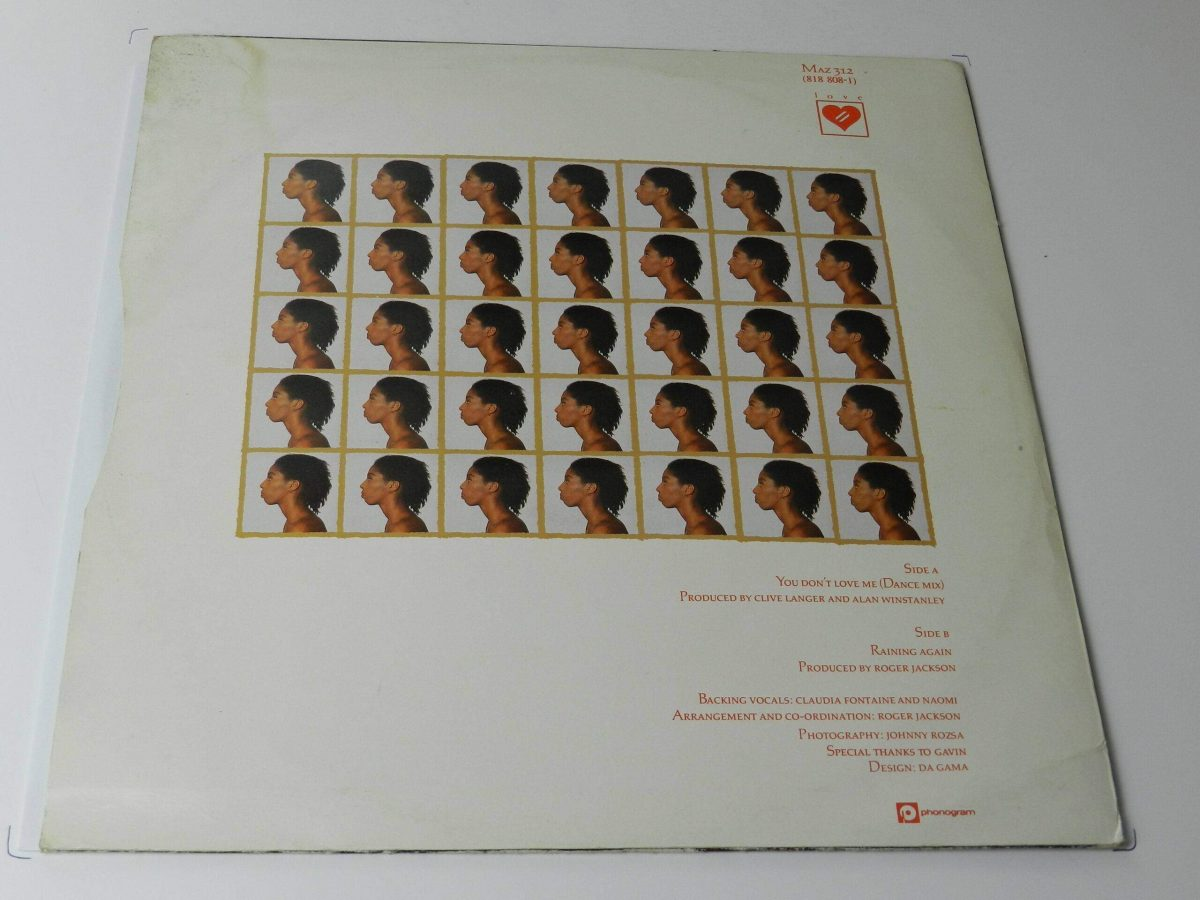 Marilyn you dont love me vinyl record rear scaled