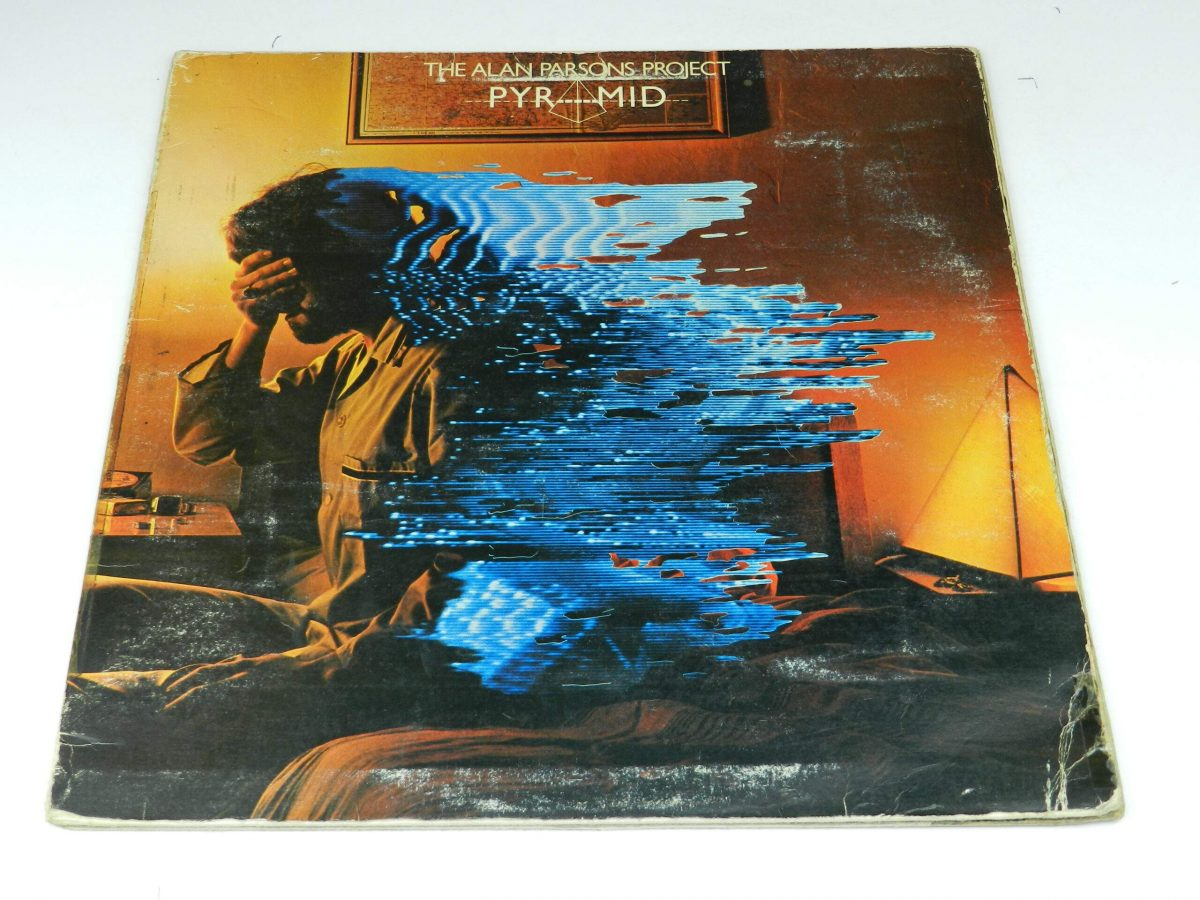 The Alan Parsons Project – Pyramid vinyl record sleeve scaled