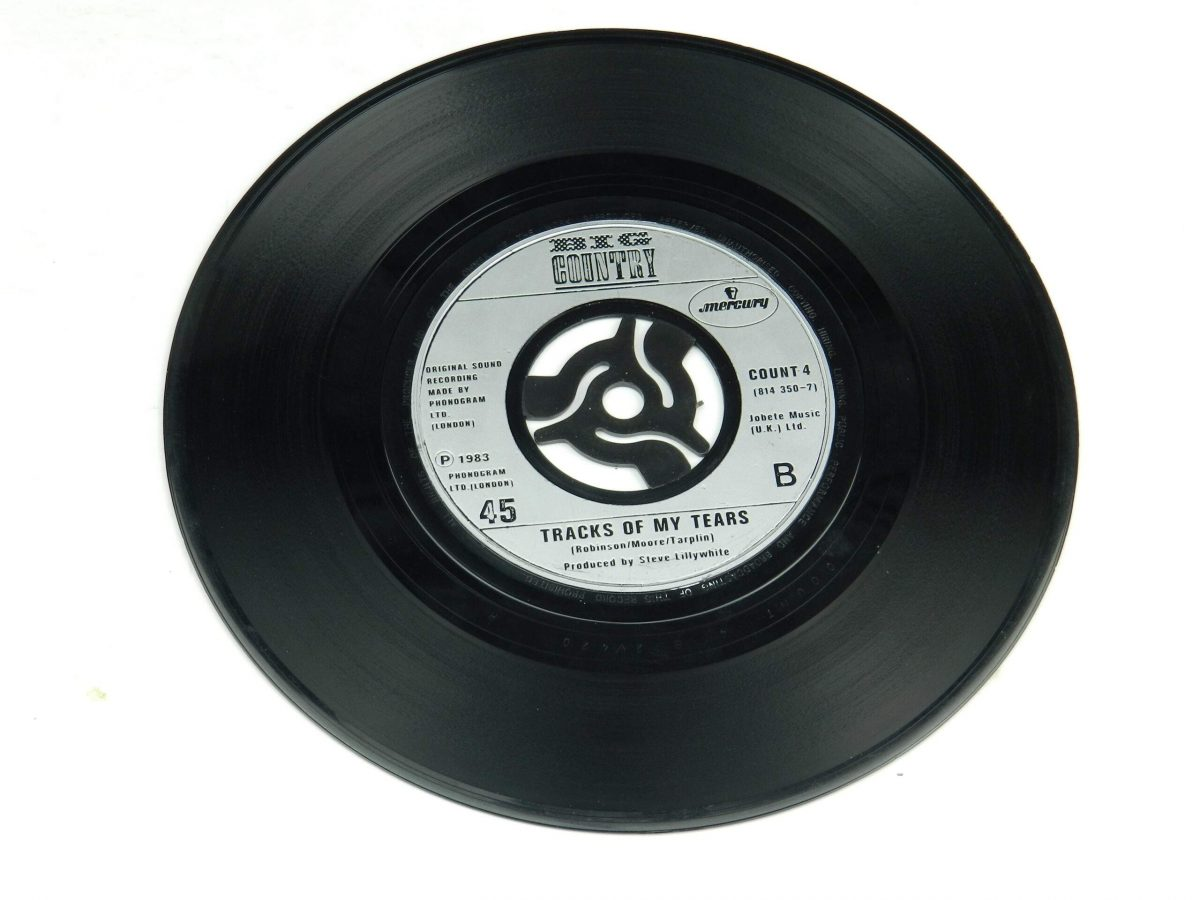 Big Country – Chance vinyl record side B scaled
