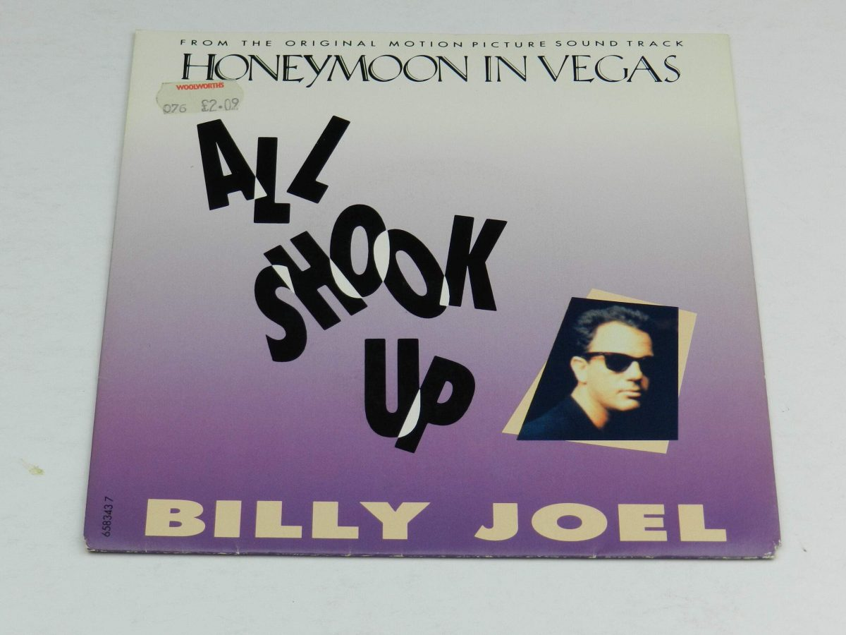Billy Joel – All Shook Up vinyl record sleeve scaled