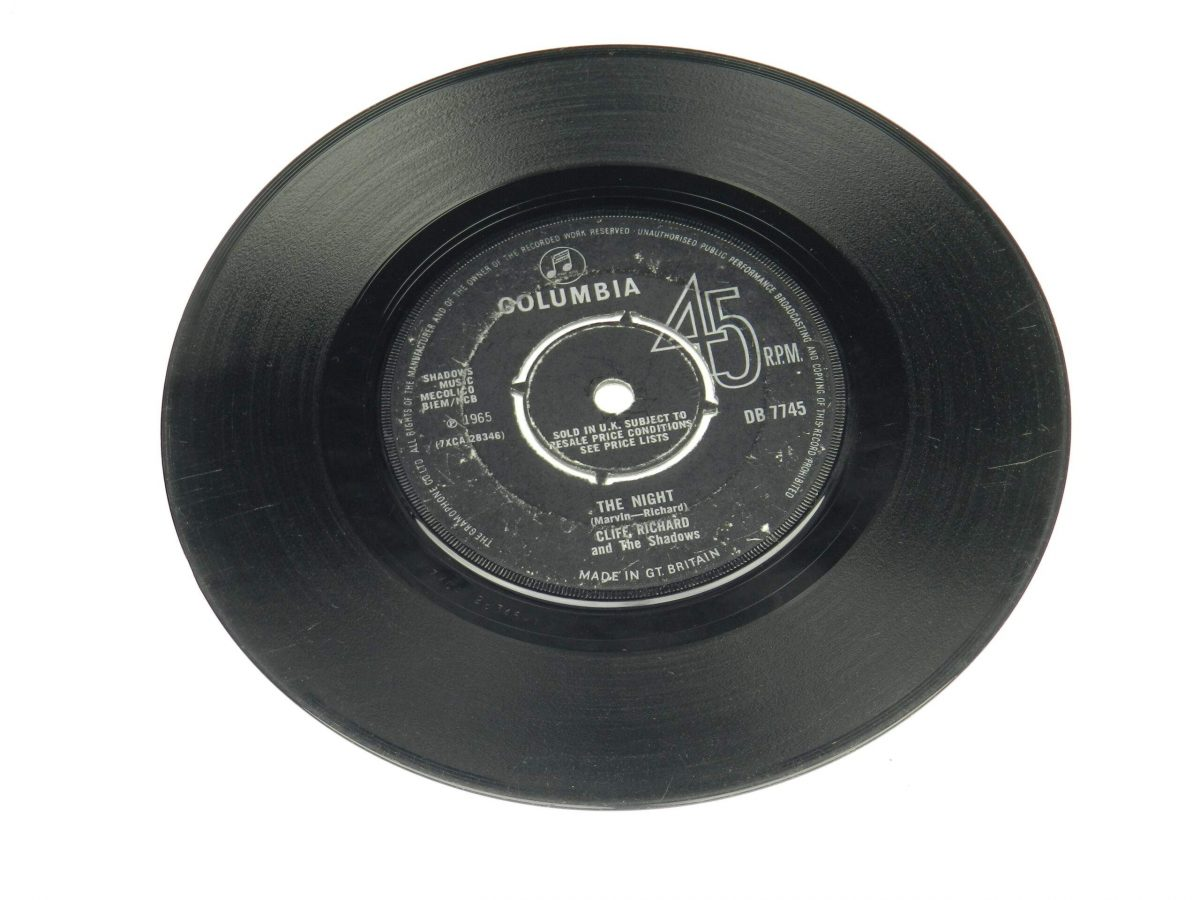 Cliff Richard – Wind Me Up Let Me Go vinyl record side A scaled