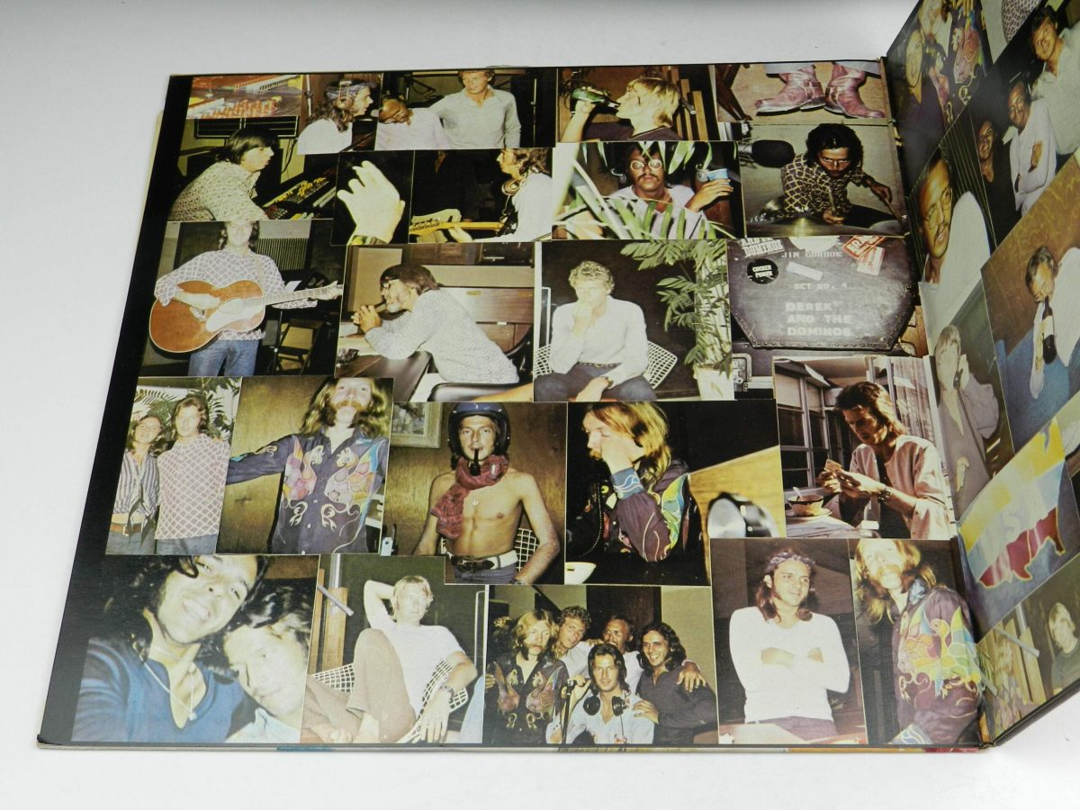 Derek and The Dominos – Layla And Other Assorted Love Songs vinyl record sleeve gatefold 1 scaled