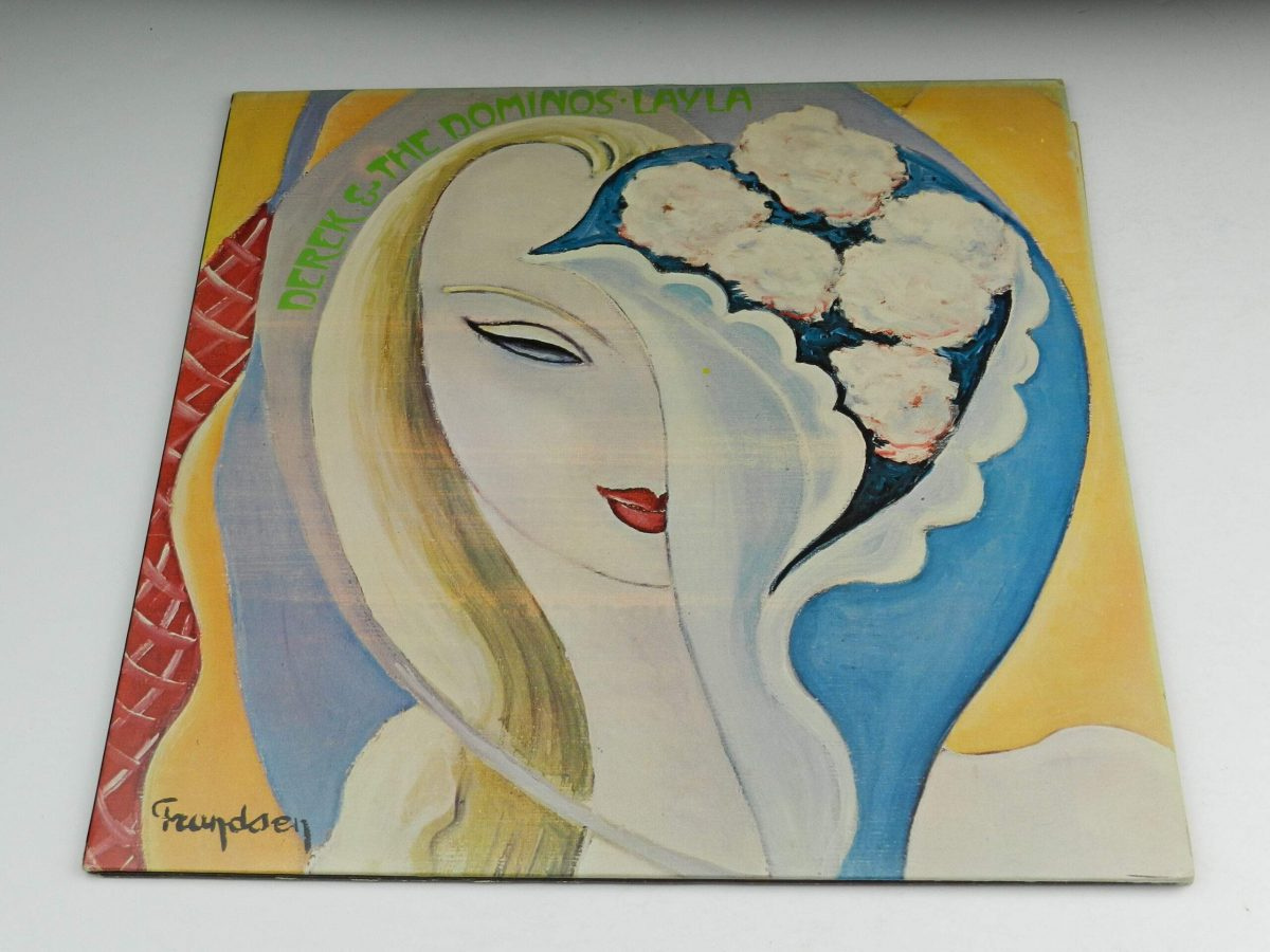 Derek and The Dominos – Layla And Other Assorted Love Songs vinyl record sleeve scaled