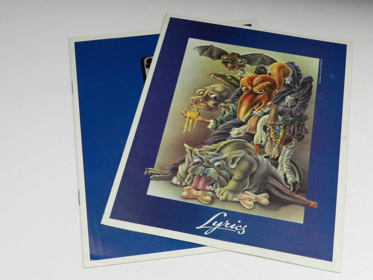 Elton John – Captain Fantastic And The Brown Dirt Cowboy booklets scaled
