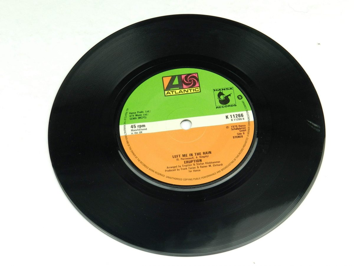Eruption – One Way Ticket vinyl record side B scaled