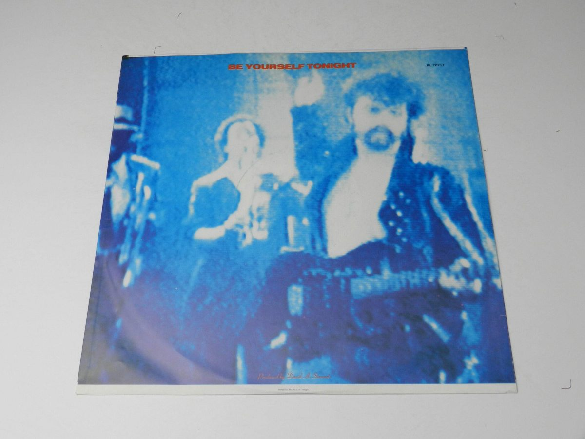 Eurythmics – Be Yourself Tonight vinyl record sleeve inner 2 scaled