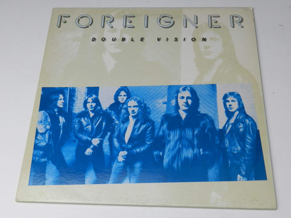 Foreigner – Double Vision vinyl record sleeve scaled