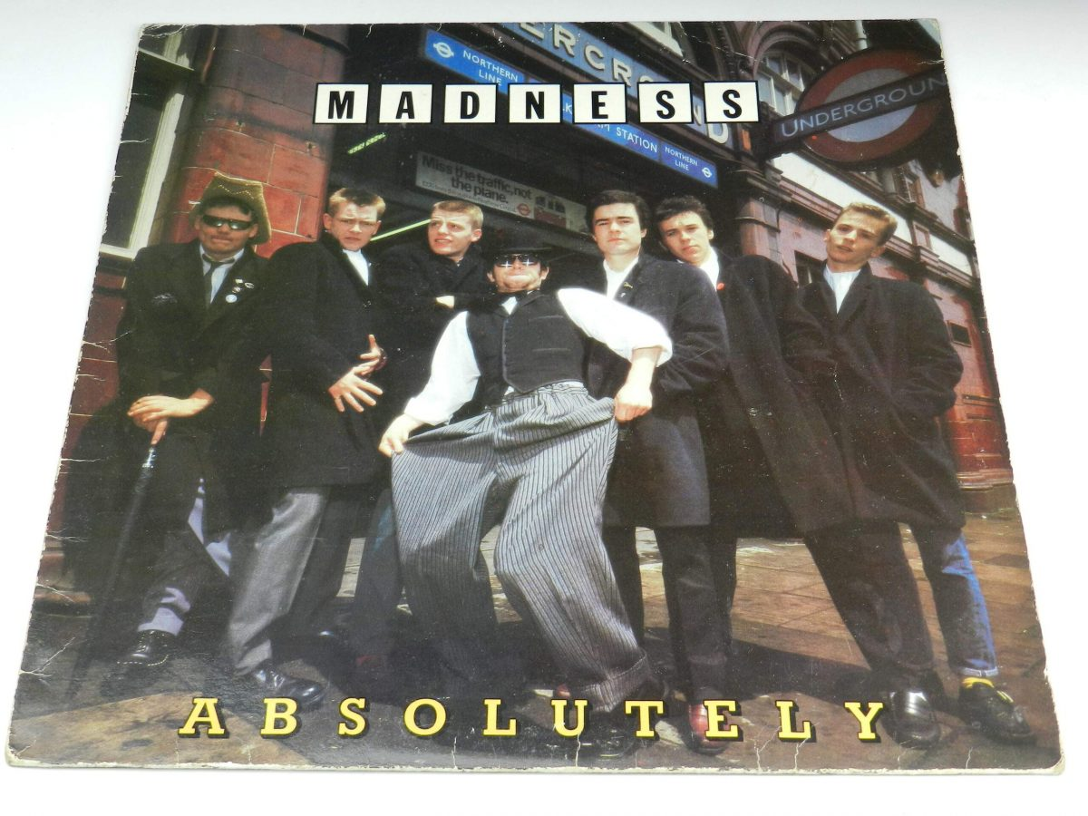 Madness – Absolutely vinyl record sleeve scaled