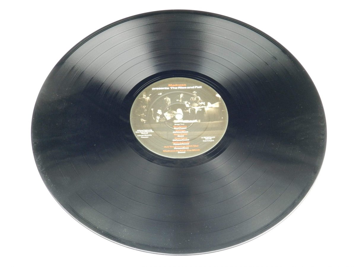 Madness – The Rise and Fall vinyl record side B scaled