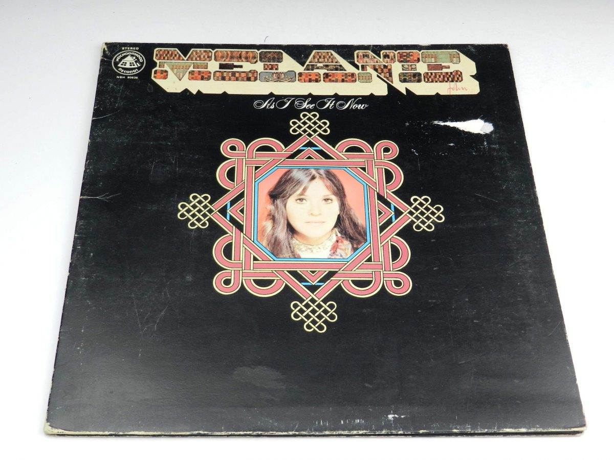 Melanie – As I See It Now vinyl record sleeve scaled