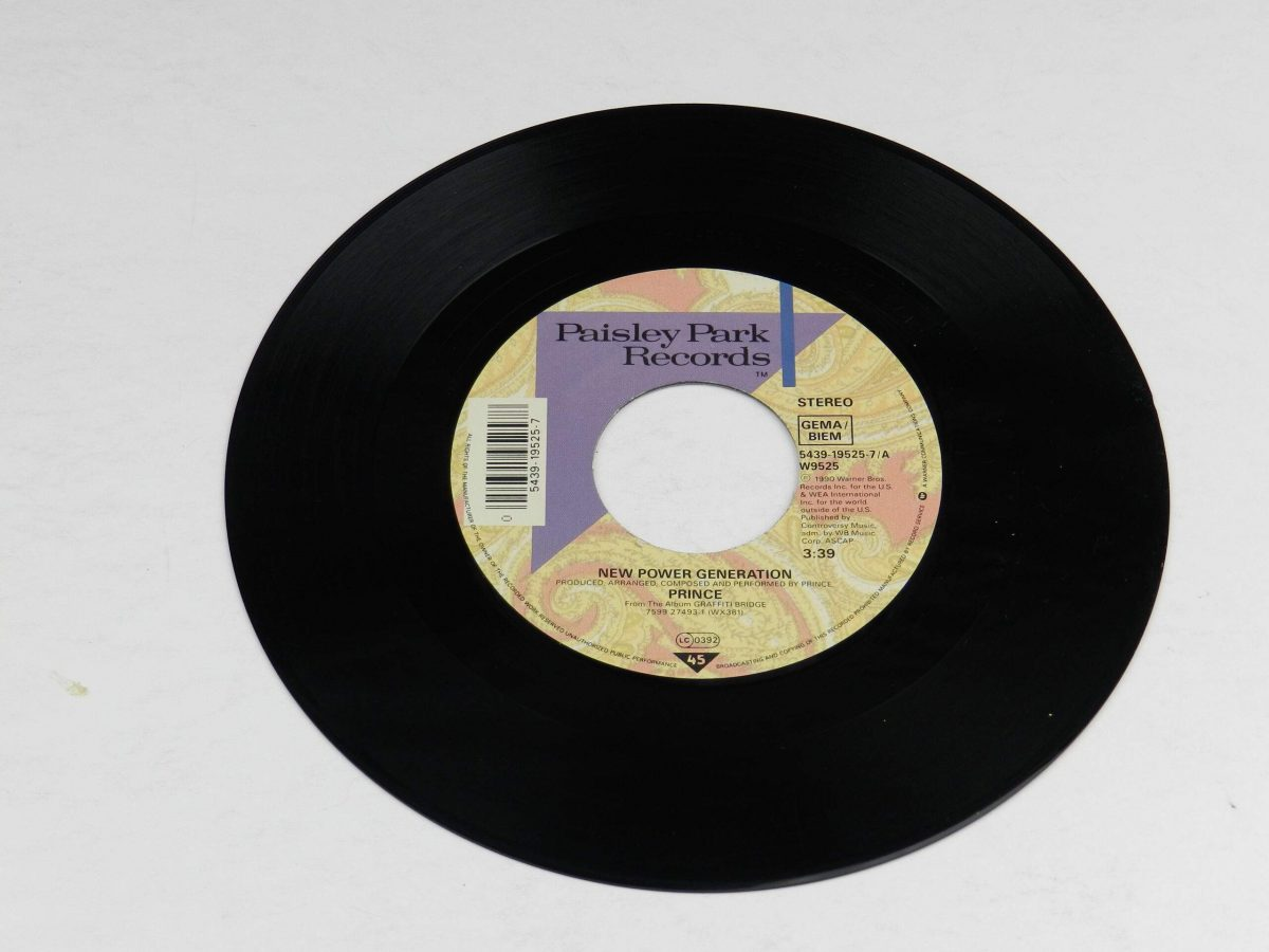 Prince – New Power Generation vinyl record side A scaled