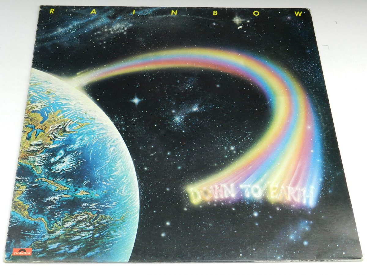 Rainbow – Down To Earth vinyl record sleeve scaled