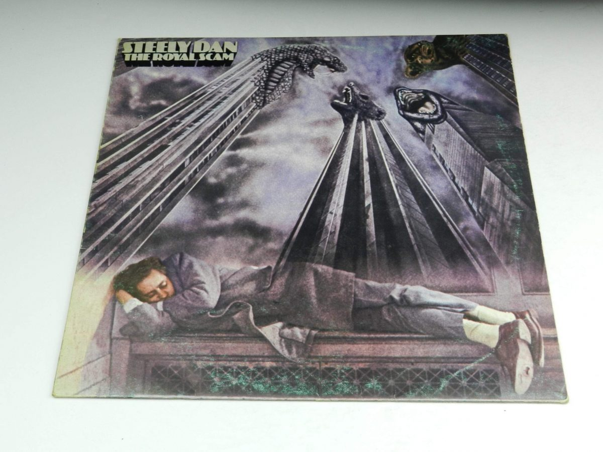 Steely Dan – The Royal Scam vinyl record sleeve scaled