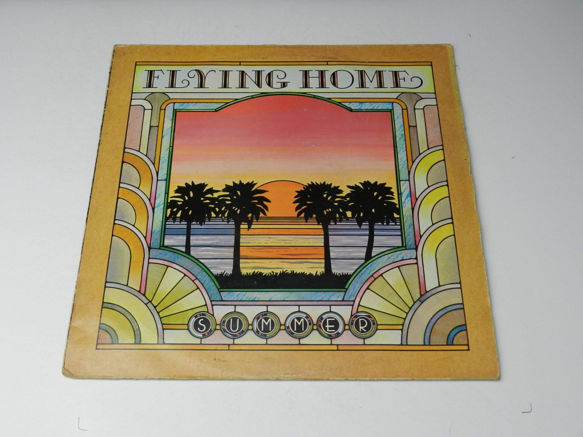 Summer – Flying Home vinyl record sleeve 1 scaled