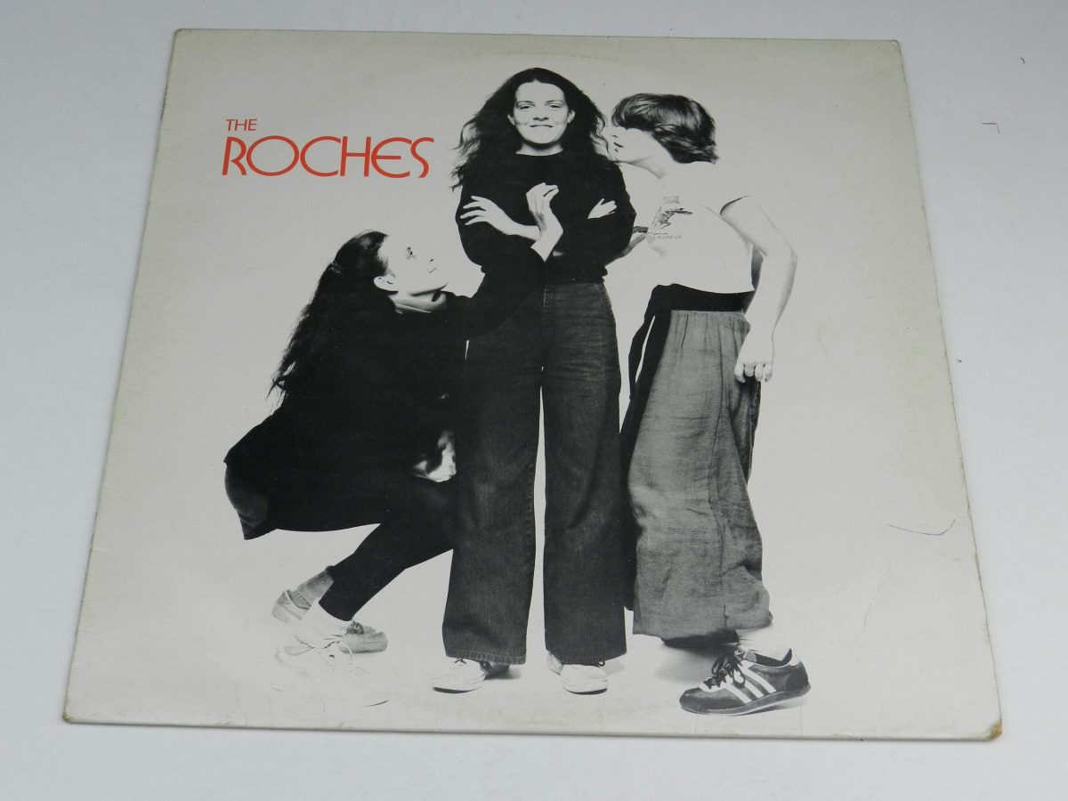 The Roches – The Roches vinyl record sleeve scaled