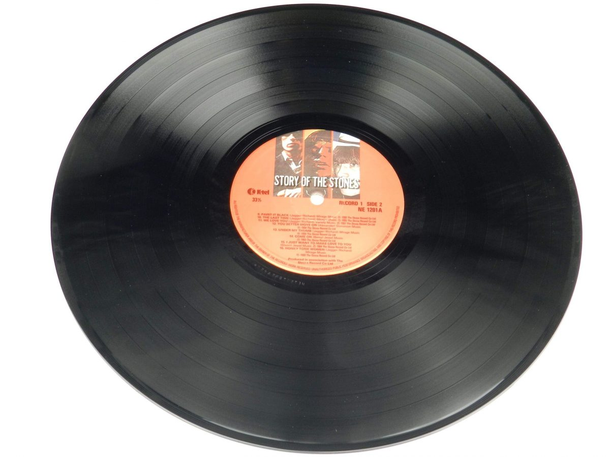 The Rolling Stones – Story Of The Stones vinyl record 1 side B scaled