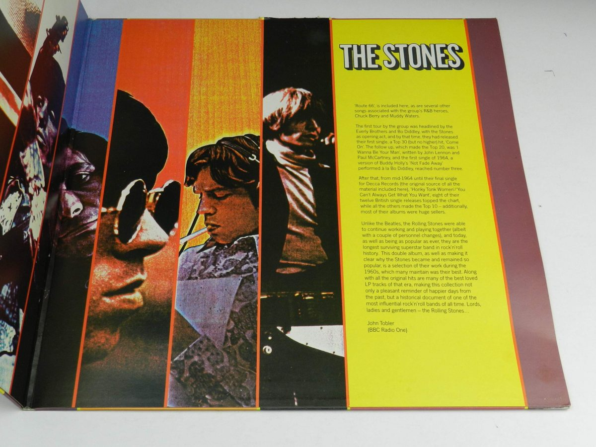 The Rolling Stones – Story Of The Stones vinyl record sleeve gatefold 2 scaled