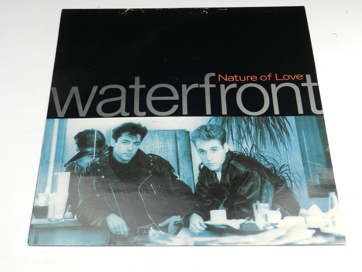 Waterfront – Nature Of Love vinyl record sleeve scaled