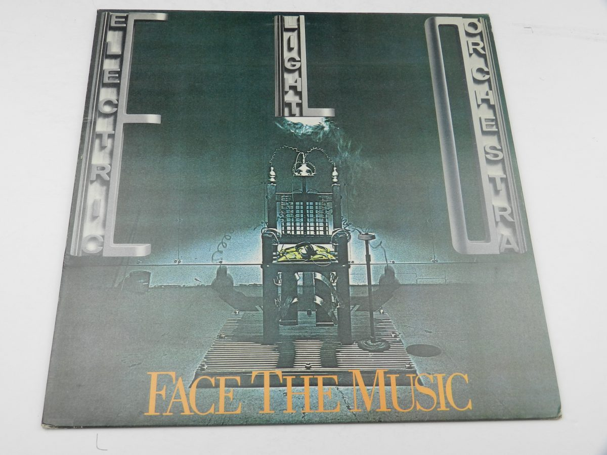 Electric Light Orchestra – Face The Music vinyl record sleeve scaled