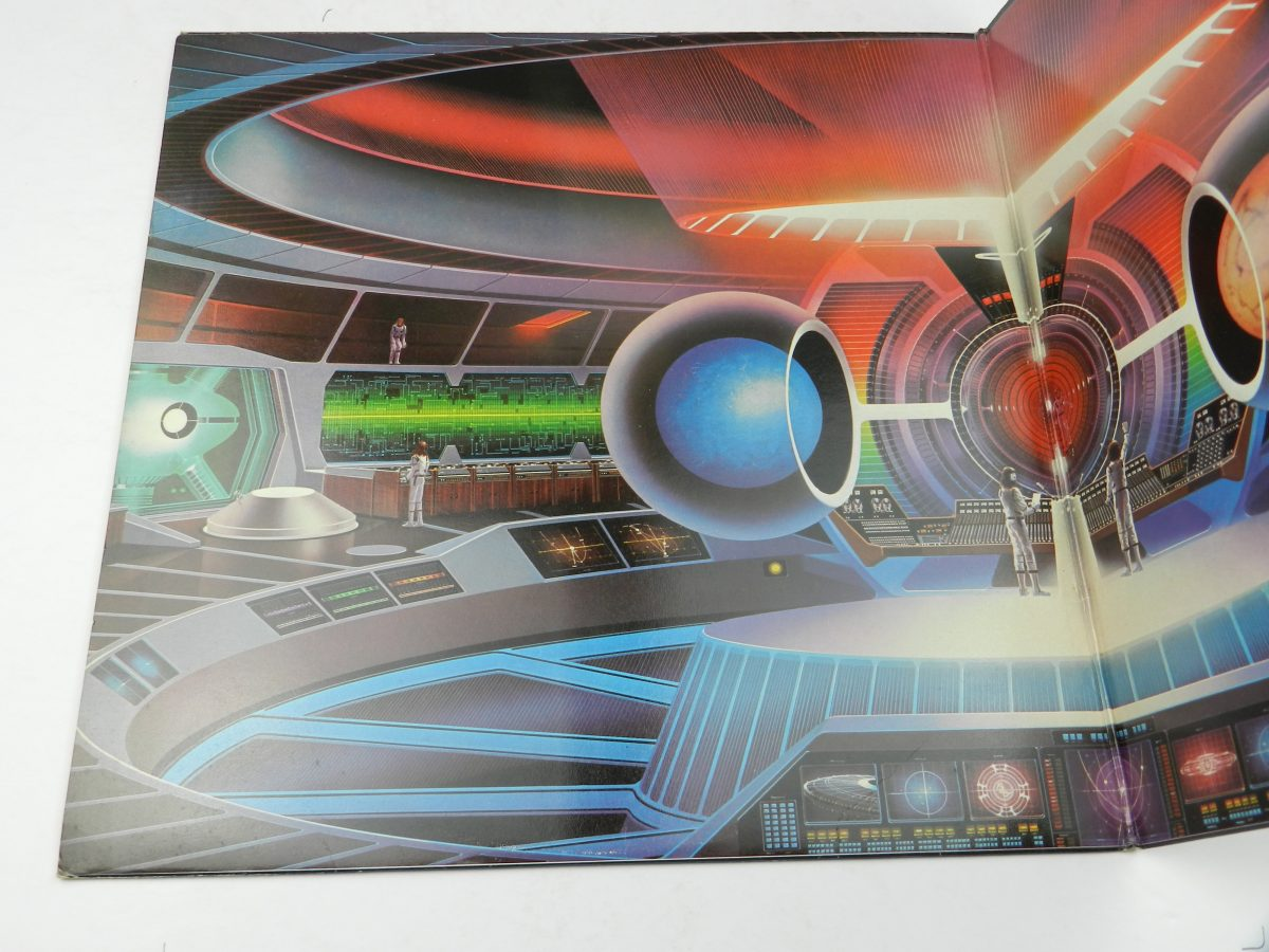 Electric Light Orchestra – Out Of The Blue vinyl record sleeve gatefold 1 scaled