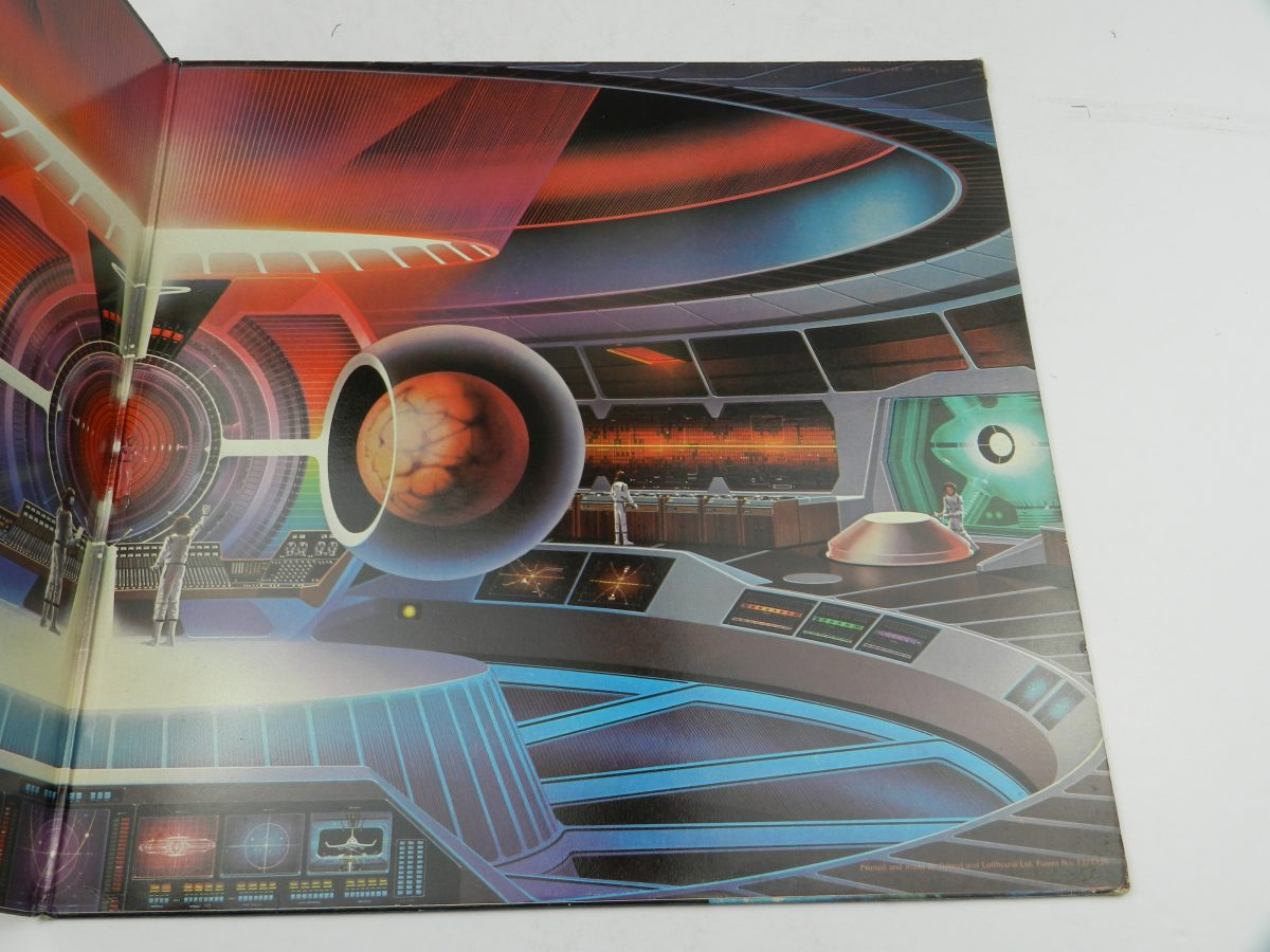 Electric Light Orchestra – Out Of The Blue vinyl record sleeve gatefold 2 scaled