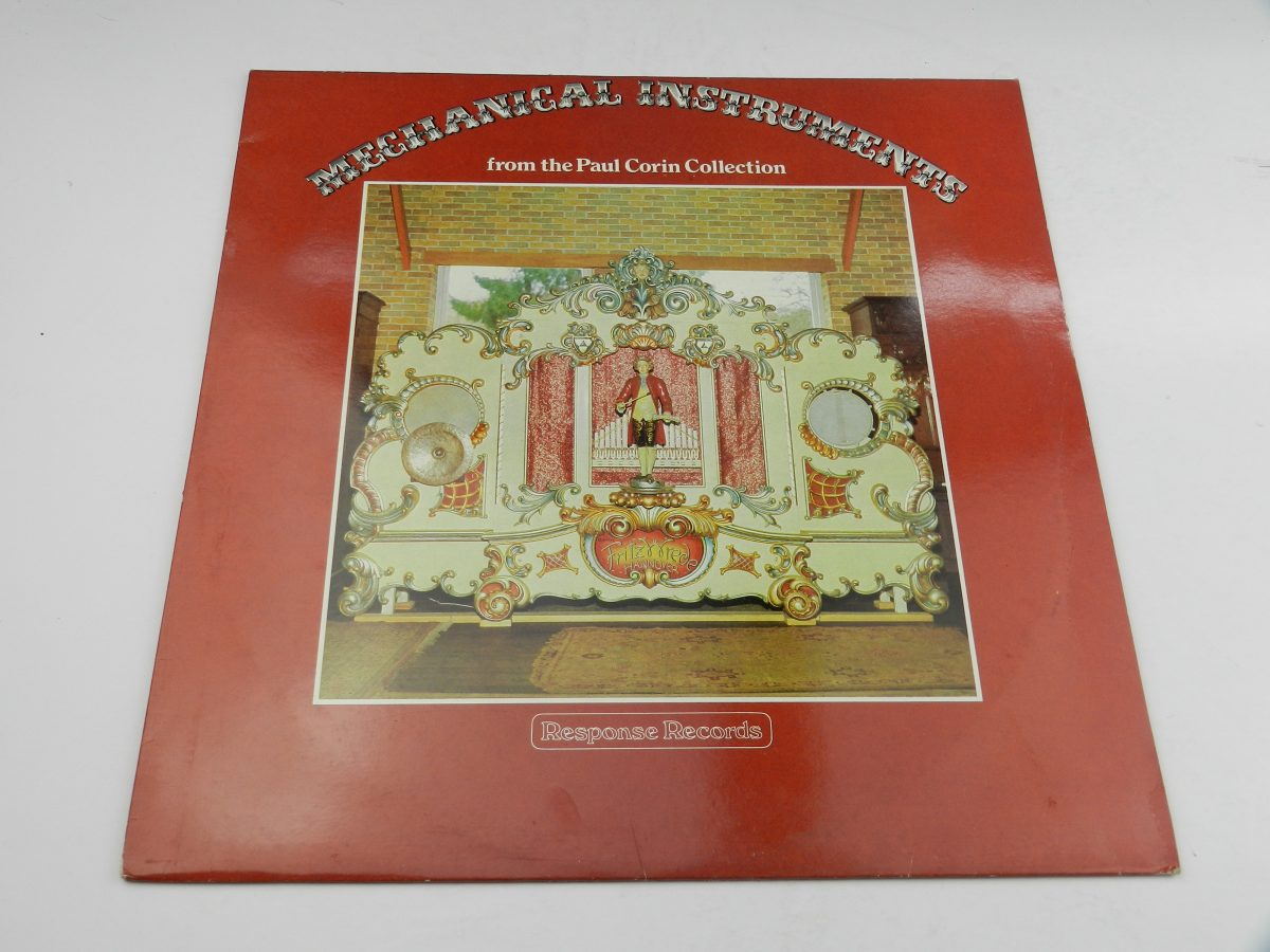 Various – Mechanical Instruments vinyl record sleeve scaled