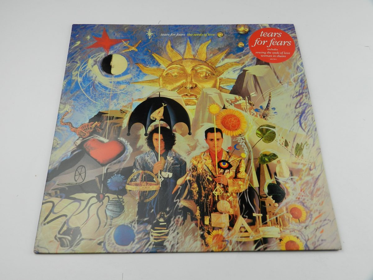 Tears For Fears – The Seeds Of Love vinyl record sleeve scaled
