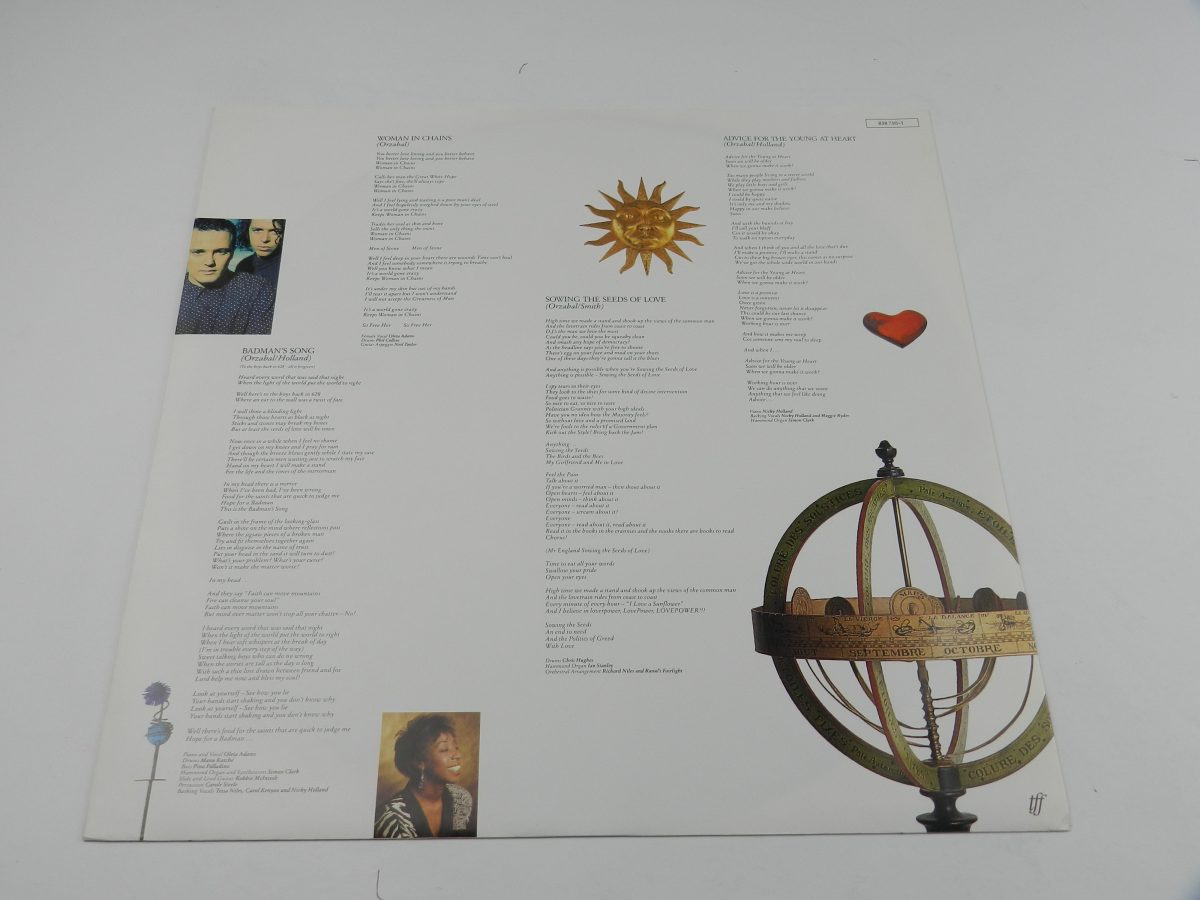 Tears For Fears – The Seeds Of Love vinyl record sleeve inner 1 scaled