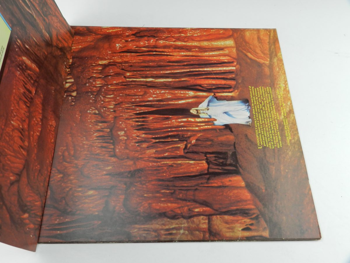 Rick Wakeman – Journey To The Centre Of The Earth vinyl record sleeve gatefold 2 scaled