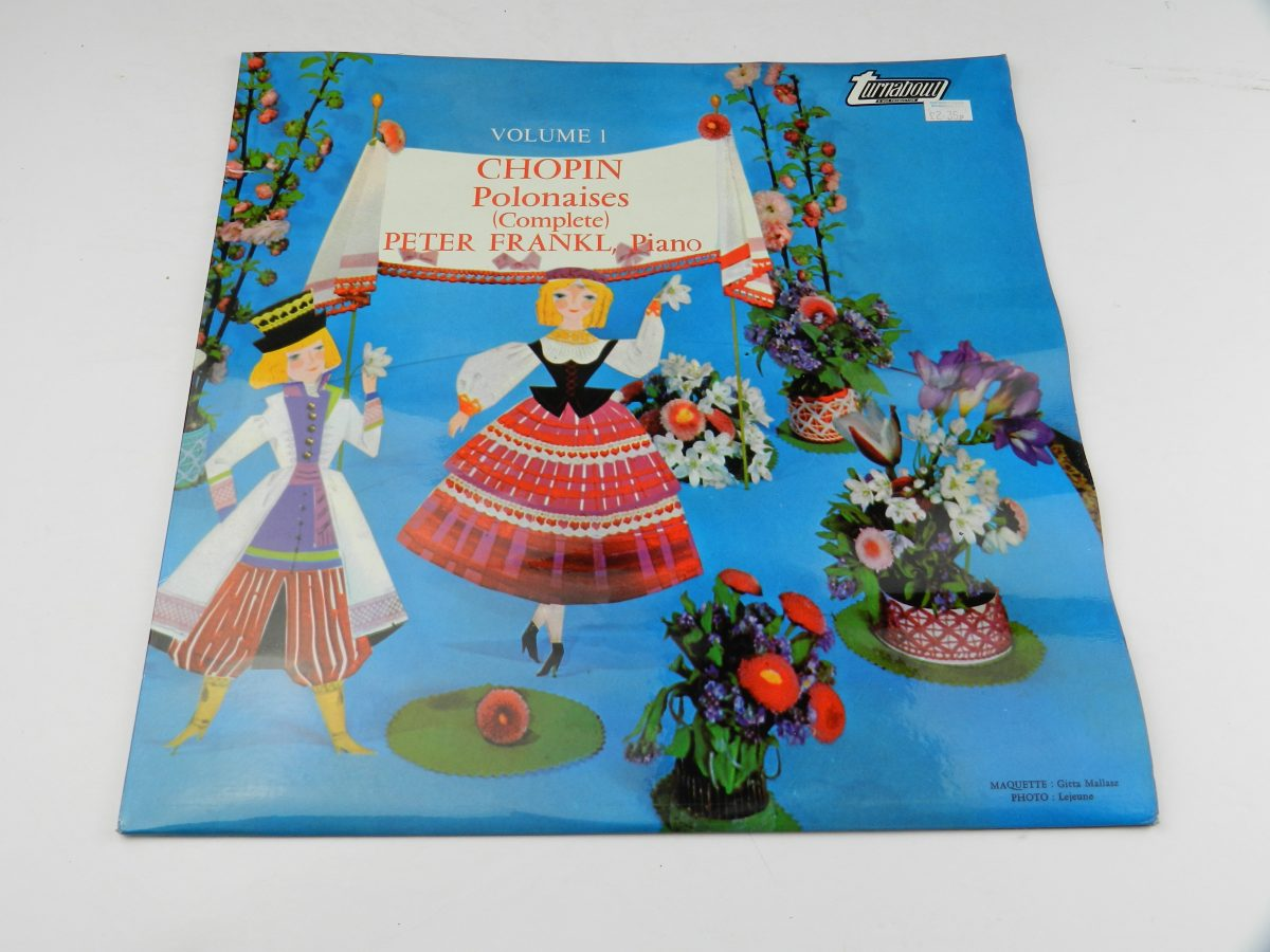 Chopin Peter Frankl – Polonaises Complete Volume I vinyl record sleeve scaled