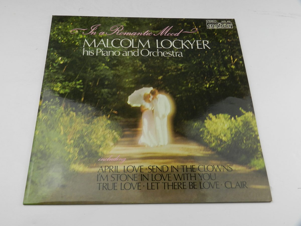 Malcolm Lockyer His Piano And Orchestra – In A Romantic Mood vinyl record sleeve 1 scaled