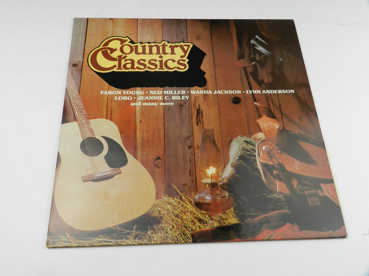 Various – Country Classics vinyl record sleeve scaled