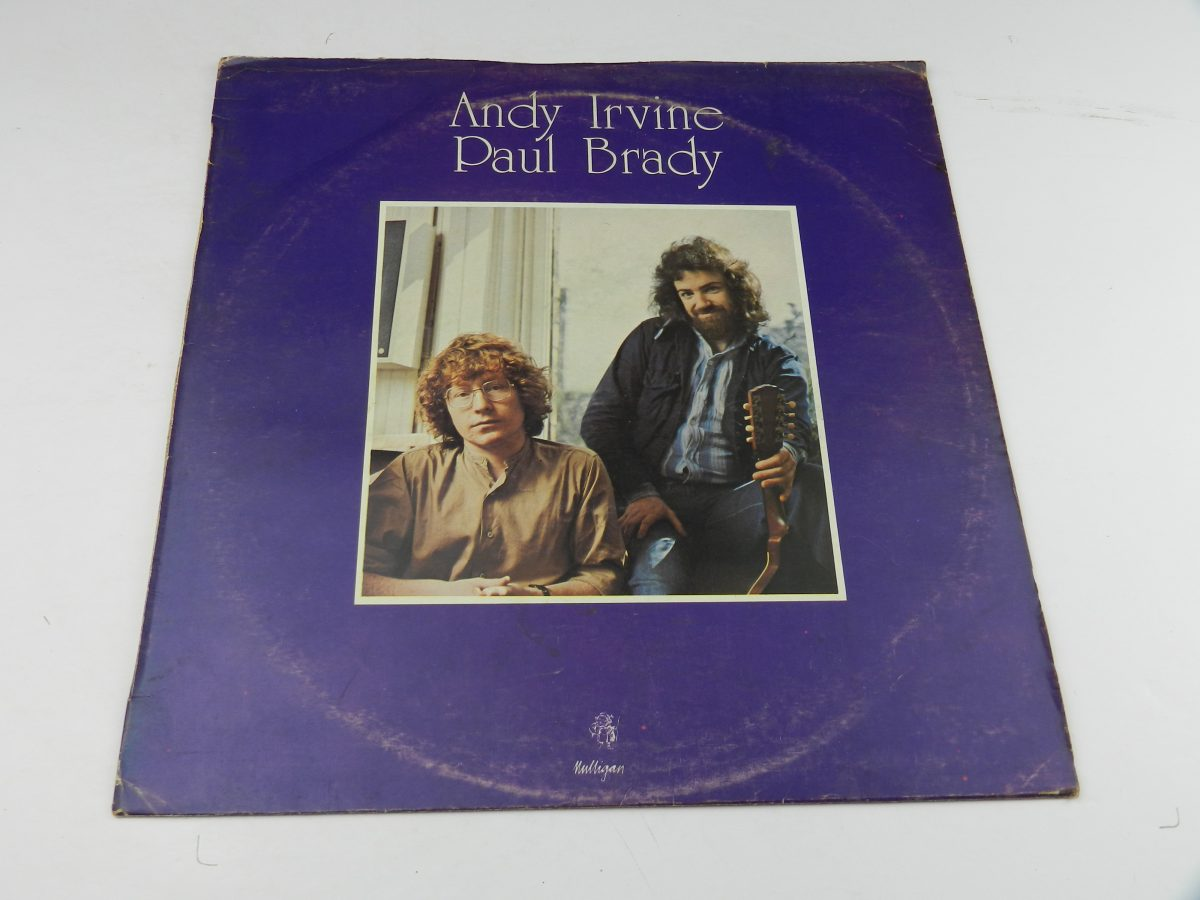 Andy Irvine Paul Brady – Andy Irvine Paul Brady vinyl record sleeve scaled