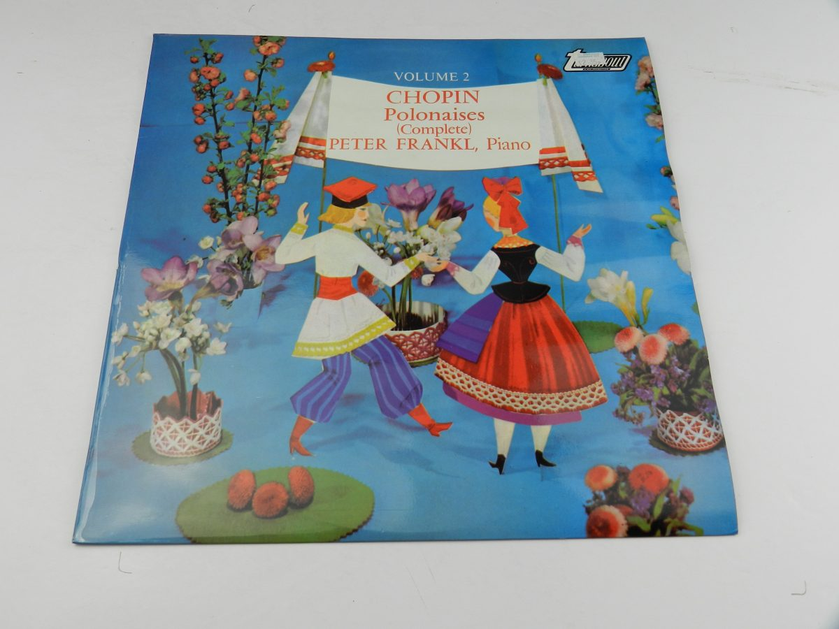 Chopin Peter Frankl – Polonaises Complete Volume 2 vinyl record sleeve scaled