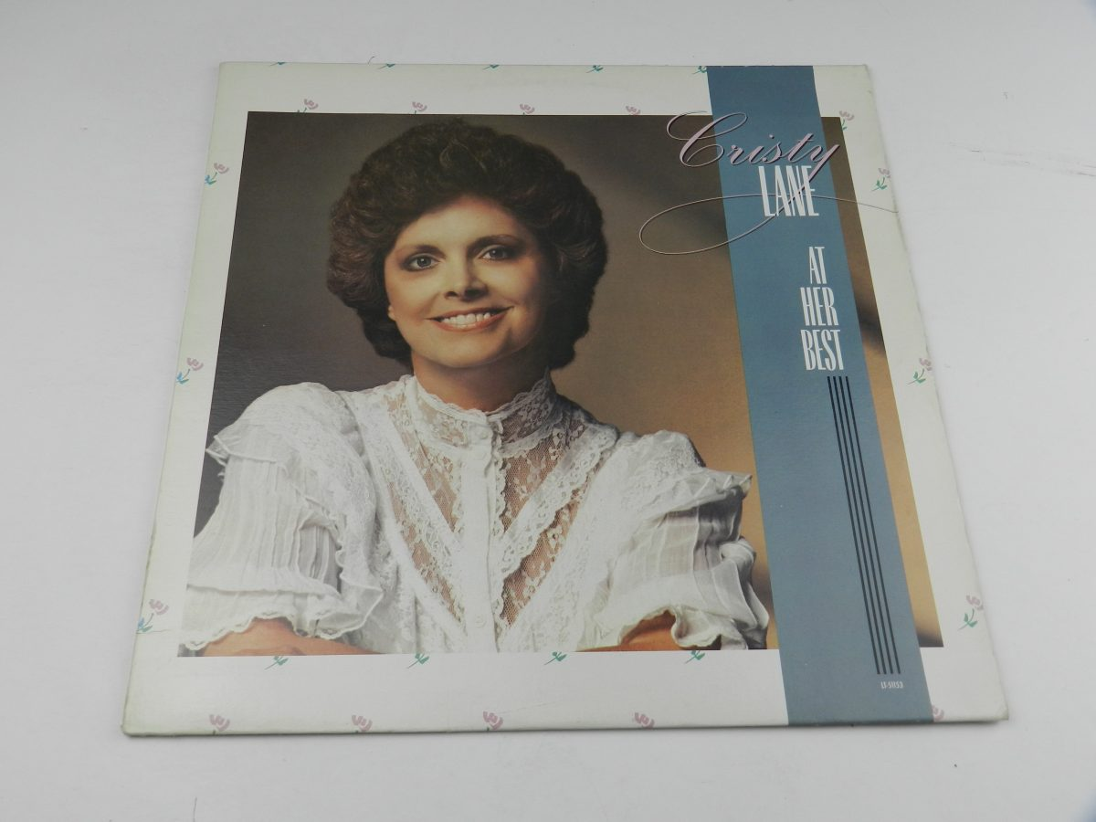 Cristy Lane – At Her Best vinyl record sleeve scaled