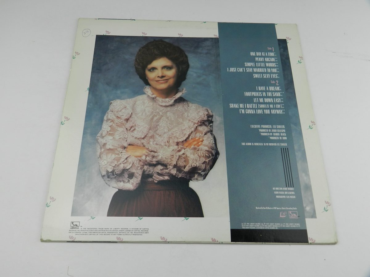 Cristy Lane – At Her Best vinyl record sleeve rear scaled