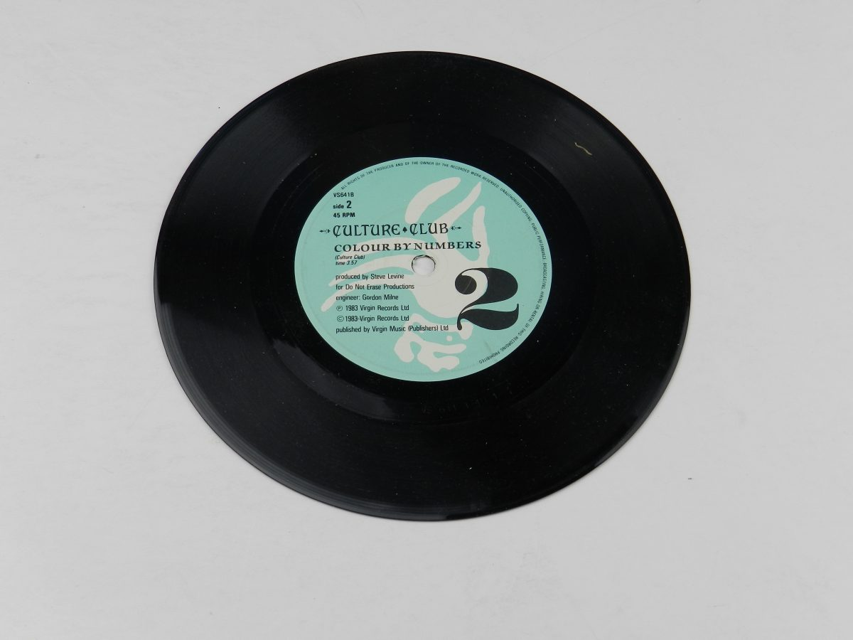 Culture Club – Victims vinyl record side B scaled