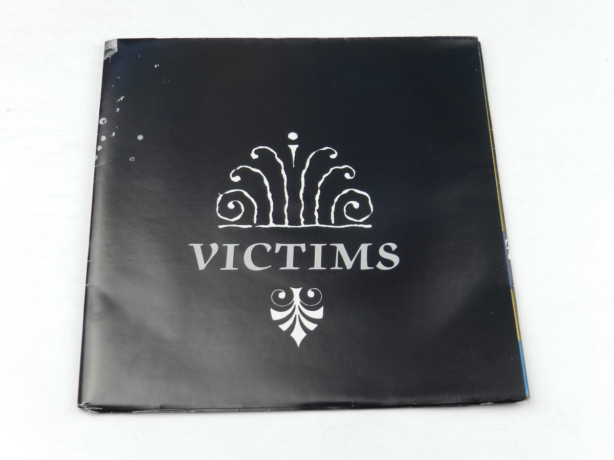 Culture Club – Victims vinyl record sleeve scaled