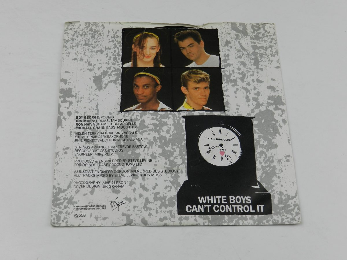 Culture Club – Time Clock Of The Heart vinyl record sleeve rear scaled