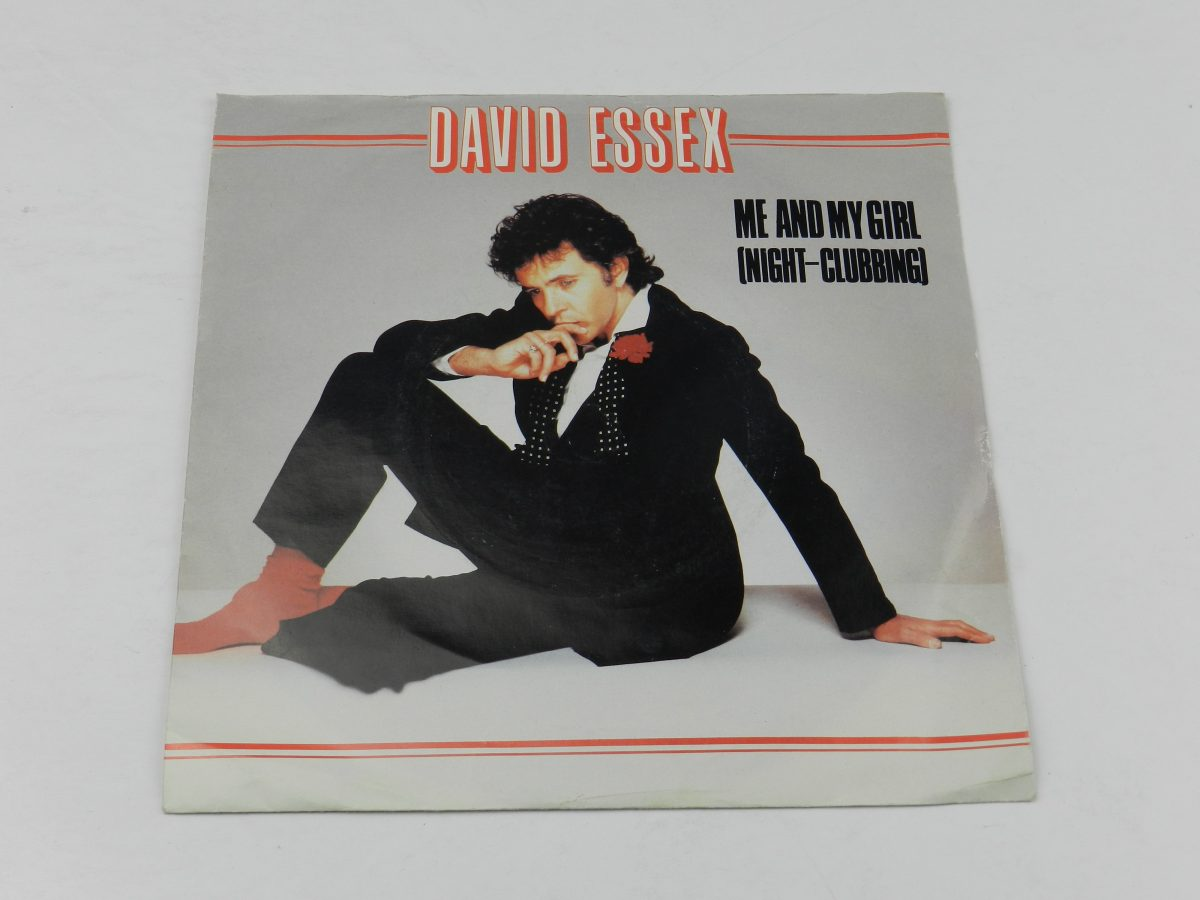 David Essex – Me And My Girl Night Clubbing vinyl record sleeve scaled
