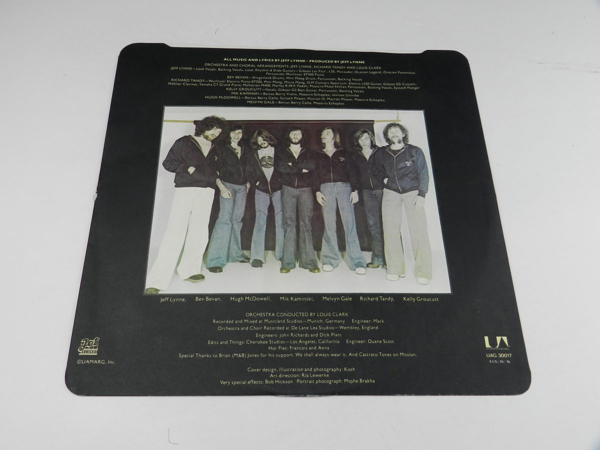 Electric Light Orchestra – A New World Record vinyl record sleeve inner 2 scaled