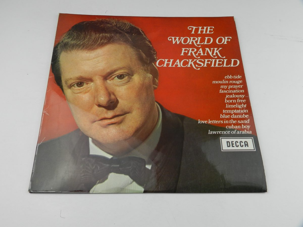 Frank Chacksfield – The World Of Frank Chacksfield vinyl record sleeve scaled
