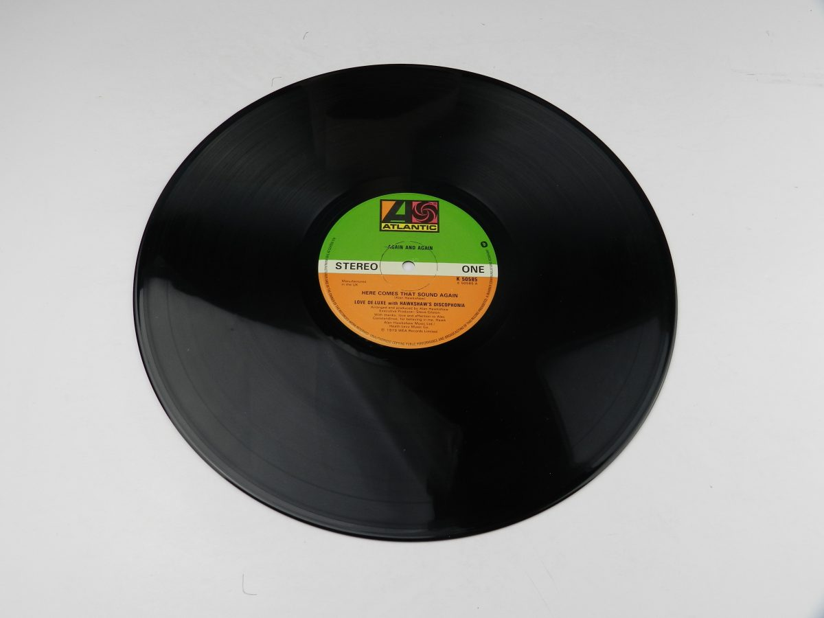 Love De Luxe – Again And Again vinyl record side A scaled