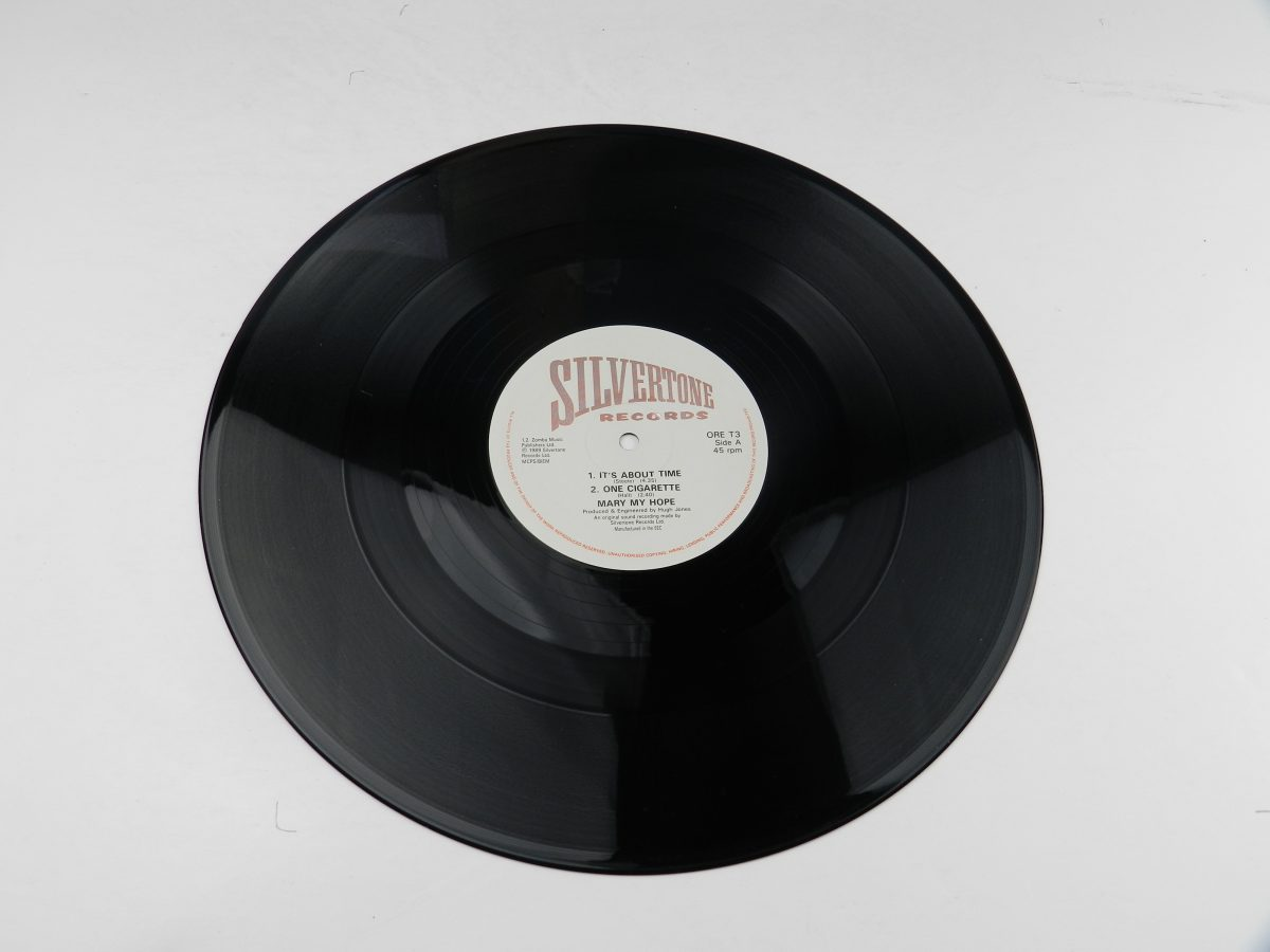 Mary My Hope – Its About Time vinyl record side A scaled