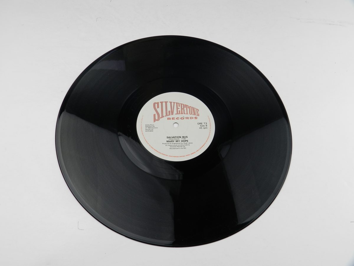 Mary My Hope – Its About Time vinyl record side B scaled
