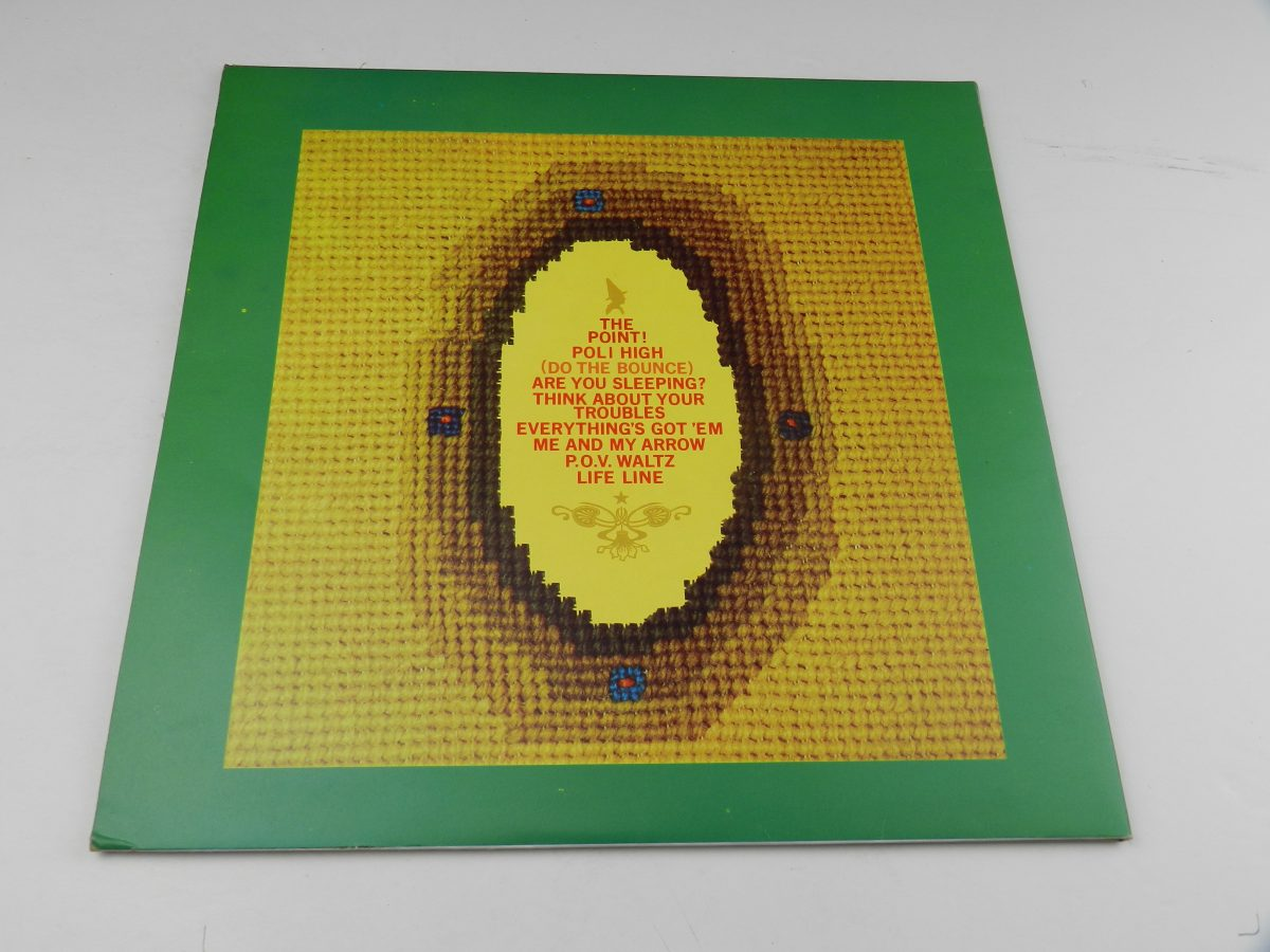 Nilsson – The Point vinyl record sleeve rear scaled