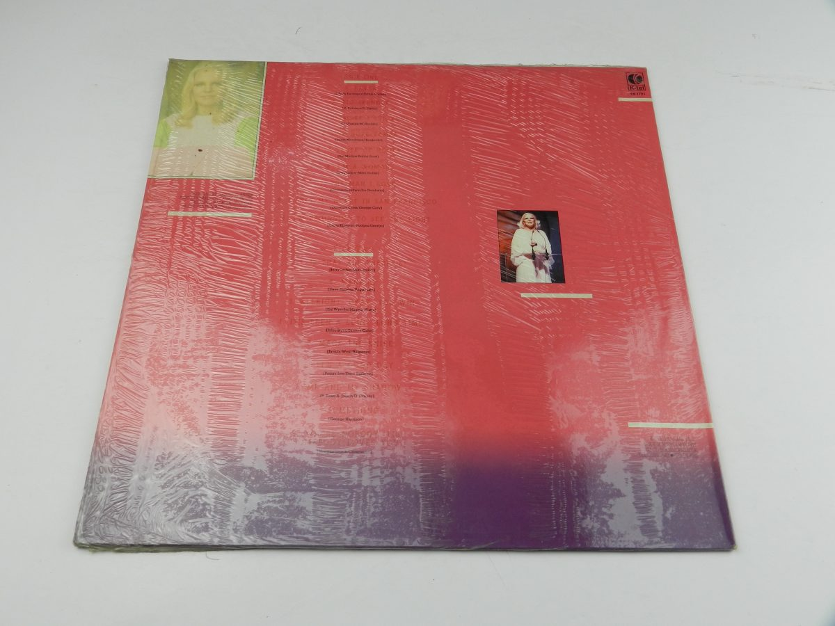 Peggy Lee – Lovers Rendez Vous vinyl record sleeve rear scaled