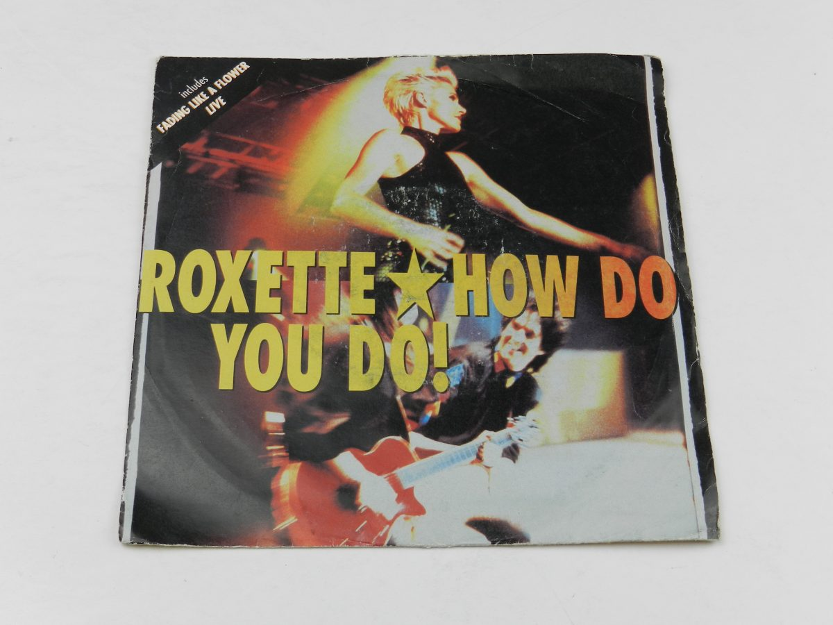 Roxette – How Do You Do vinyl record sleeve scaled
