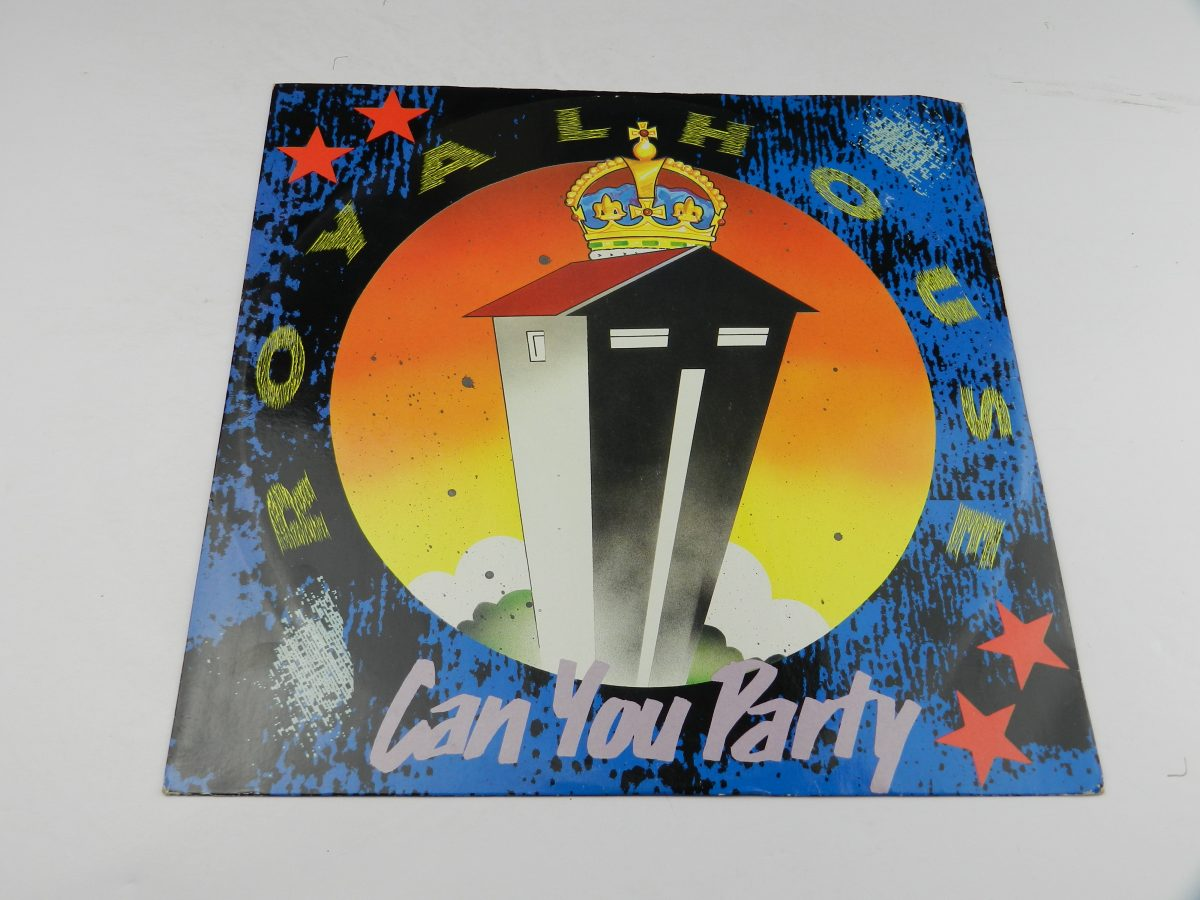 Royal House – Can You Party B Boy Remix vinyl record sleeve scaled